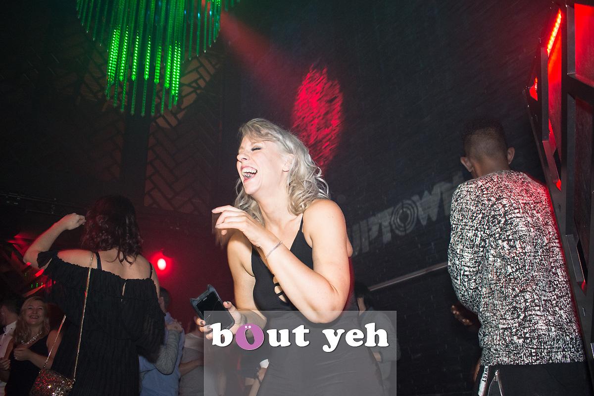 Belfast nightclub Chinawhite. Photo 2961.