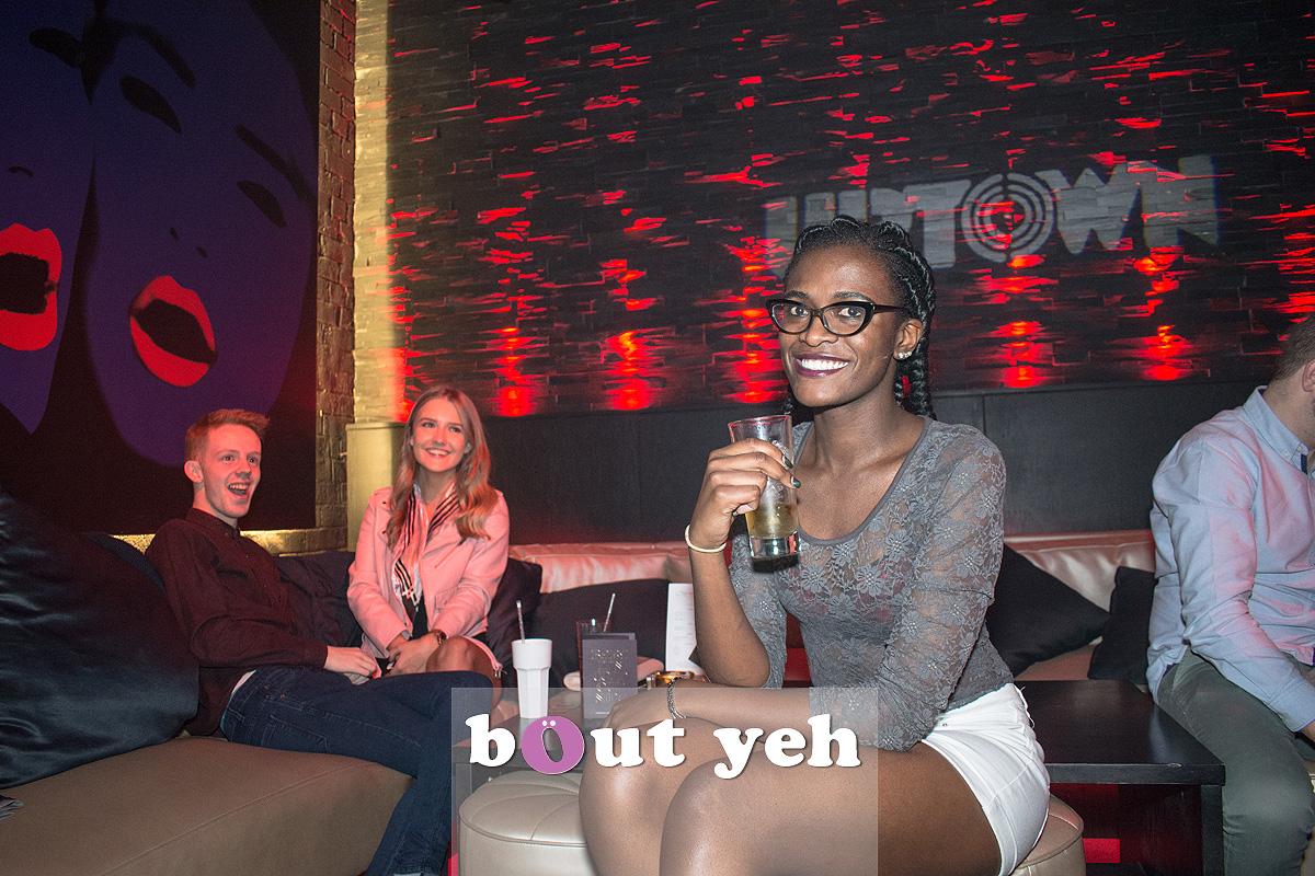 Belfast nightclub Chinawhite. Photo 2989.