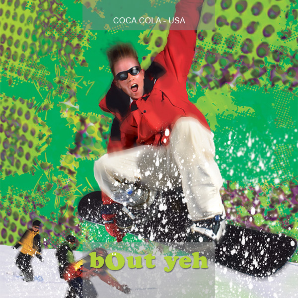 Coca Cola photoshoot by lifestyle photographer Stephen S T Bradley - portfolio photo.