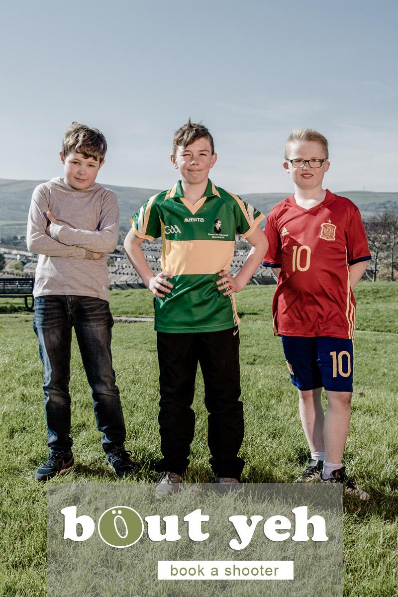 Best friends, Marrowbone Millenium Park, Oldpark Road, Belfast - photo 5339.