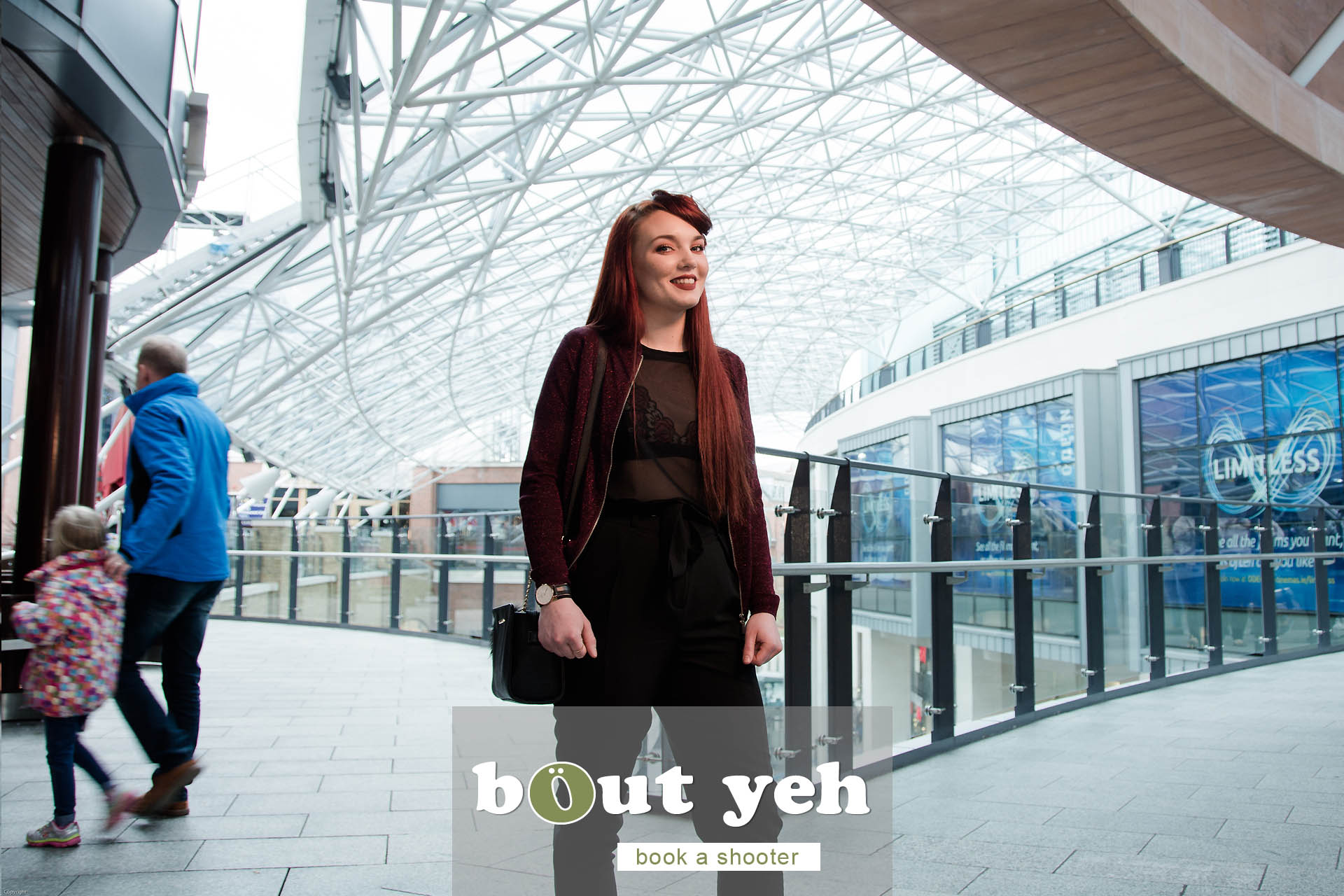Alanna, Victoria Square, Belfast - photo 5481.