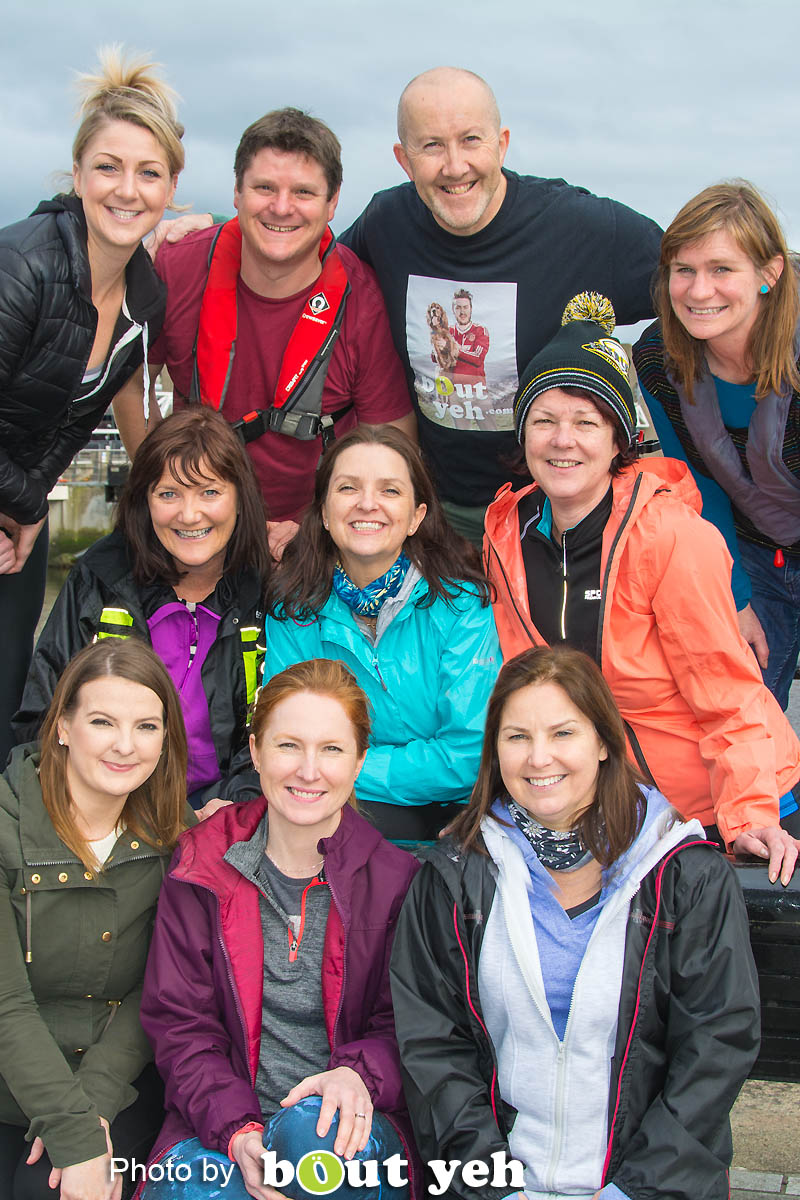 Happy faces of people who took part in the Bout yeh Lagan Row - photo 9201-06.