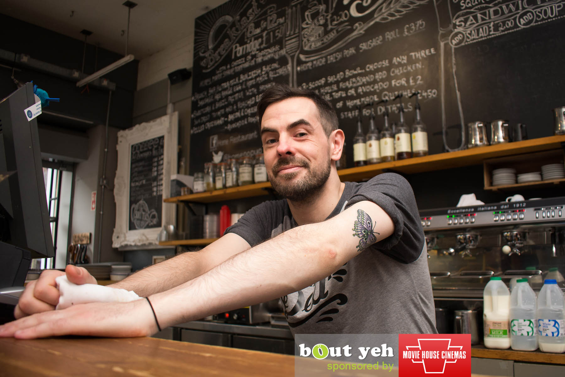 bout yeh Belfast branded sponsorship photo example 1