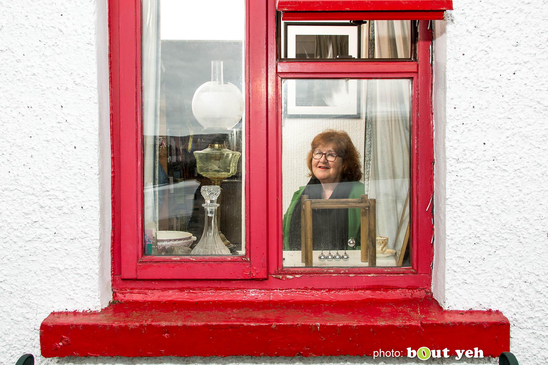 Liz Weir, Ballyeamon Barn Hostel, Glenariff, Northern Ireland - photo 1031.