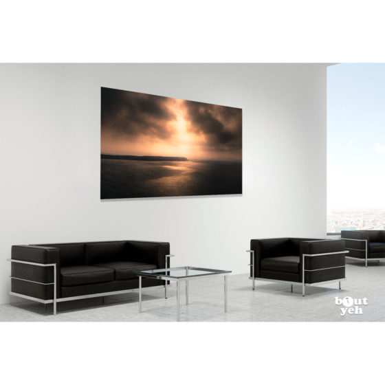Rathlin Island Irish landscape photograph in room setting, photo print for sale - photo 4337