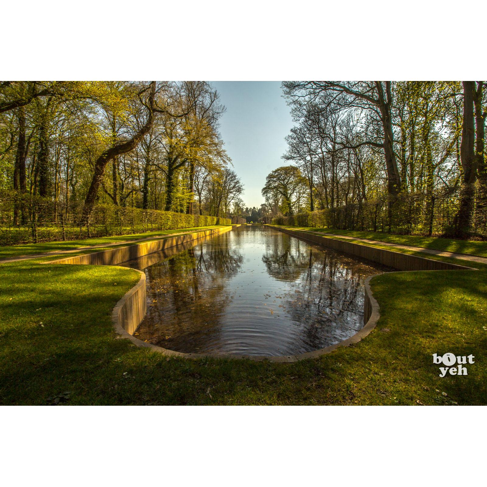 Image - Featured photographer, Justin McLean, photograph of Antrim Castle gardens, Antrim, Northern Ireland.