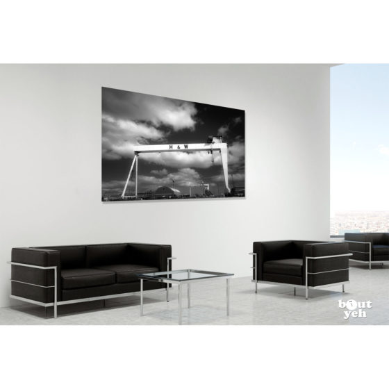 Harland and Wolff Belfast by sb - photo in room setting. Reference 5229.