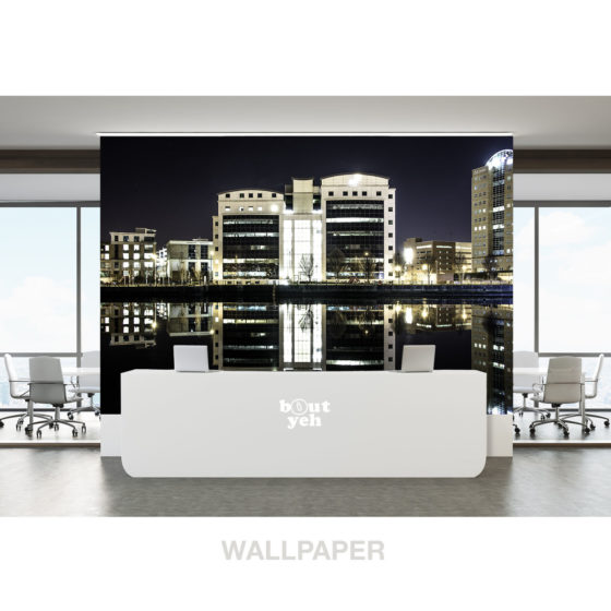 PWC Belfast - photographic wallpaper for sale. Reference sb 0116.