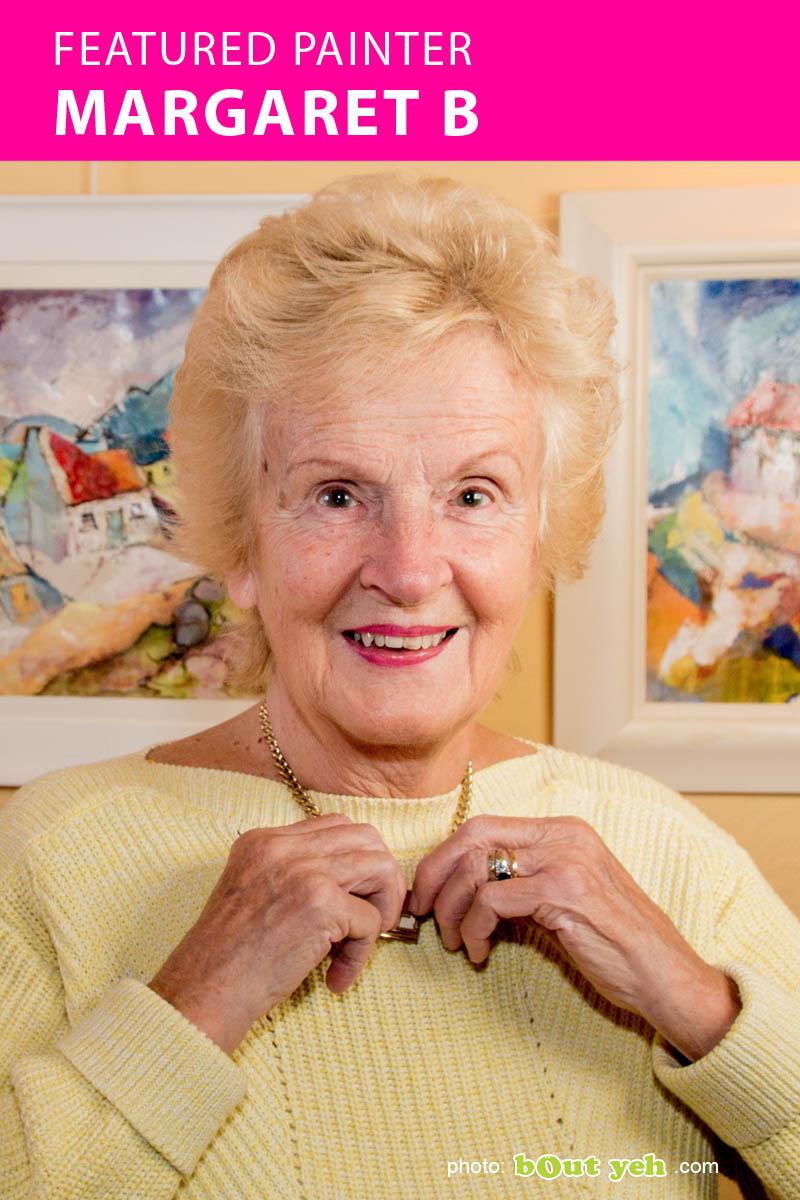 Margaret Brand, Irish painter.