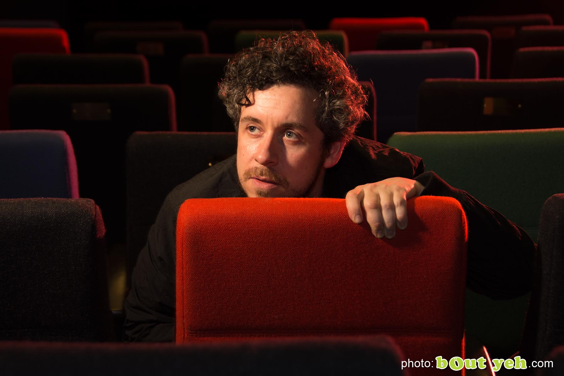 Lee Cronin, movie director by Bout Yeh photography Belfast - photo 6659
