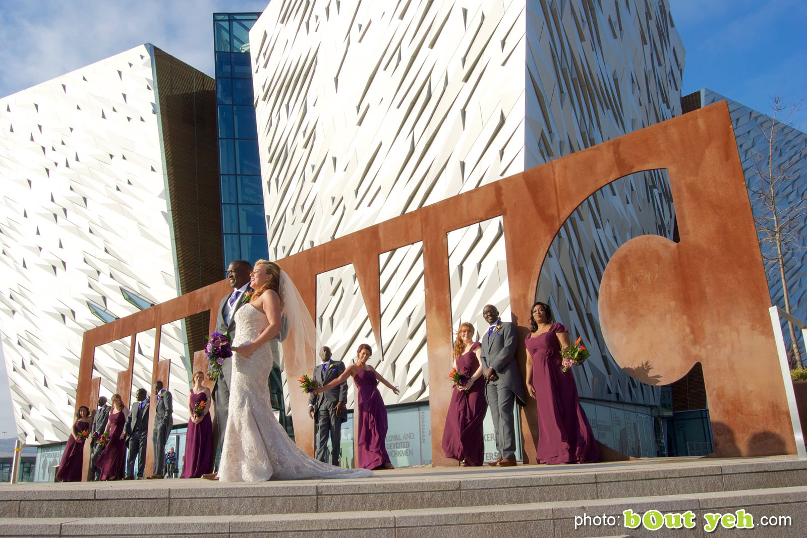 Wedding Photographers Belfast photograph 5728 - Bout Yeh wedding photography and video services, Northern Ireland