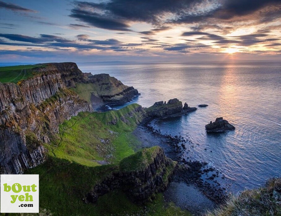Giants Causeway sunset - photo 19-05-2019_08-53-03 shared by Bout Yeh photographers Belfast