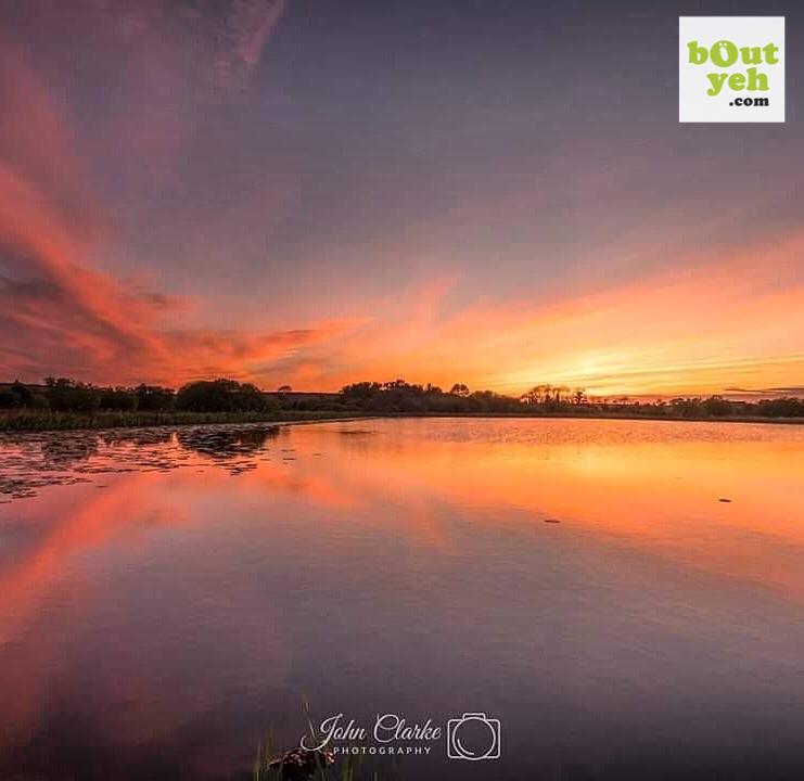 Lisbane Lake - photo 20-05-2019_06-25-53 shard by Bout Yeh photographers Belfast