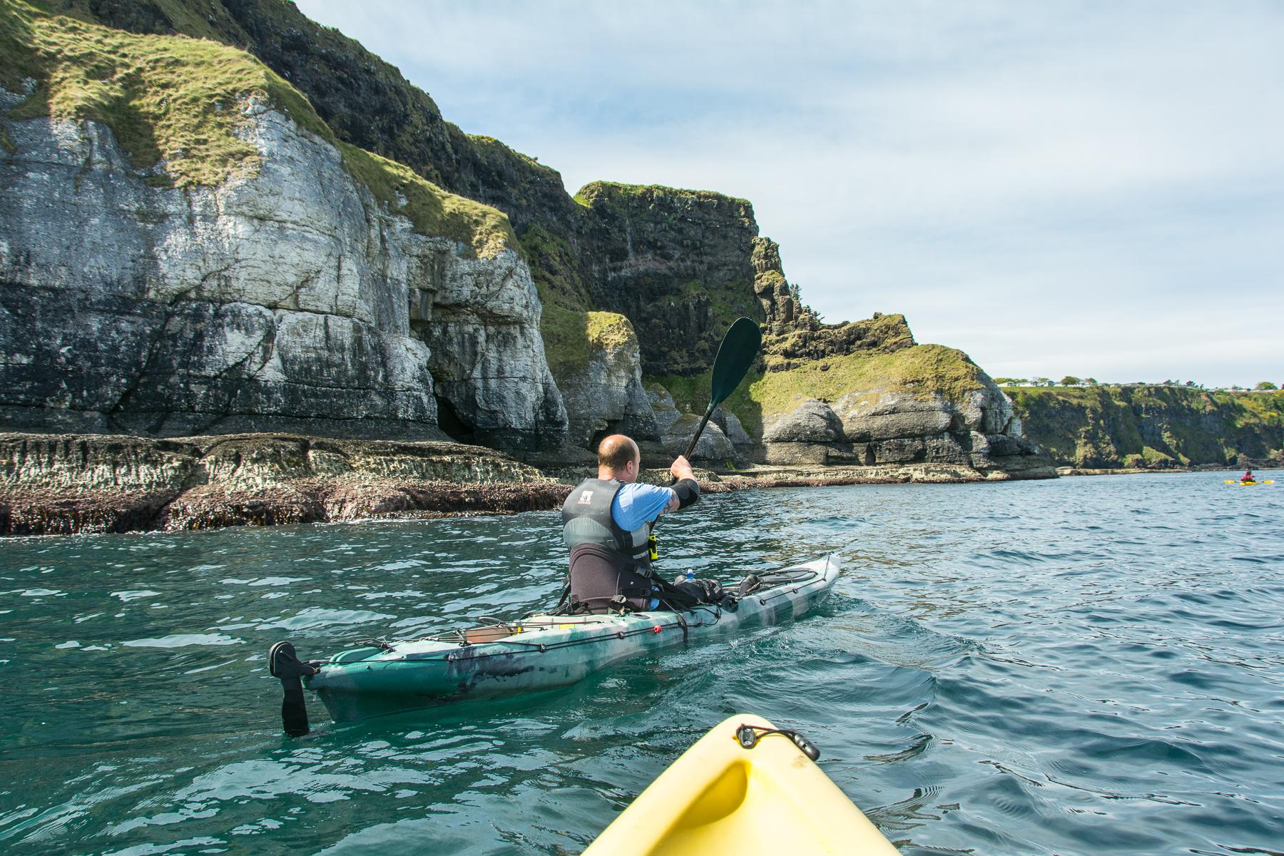 Kayak Tours Northern Ireland by Bout Yeh photographers - photo 7795