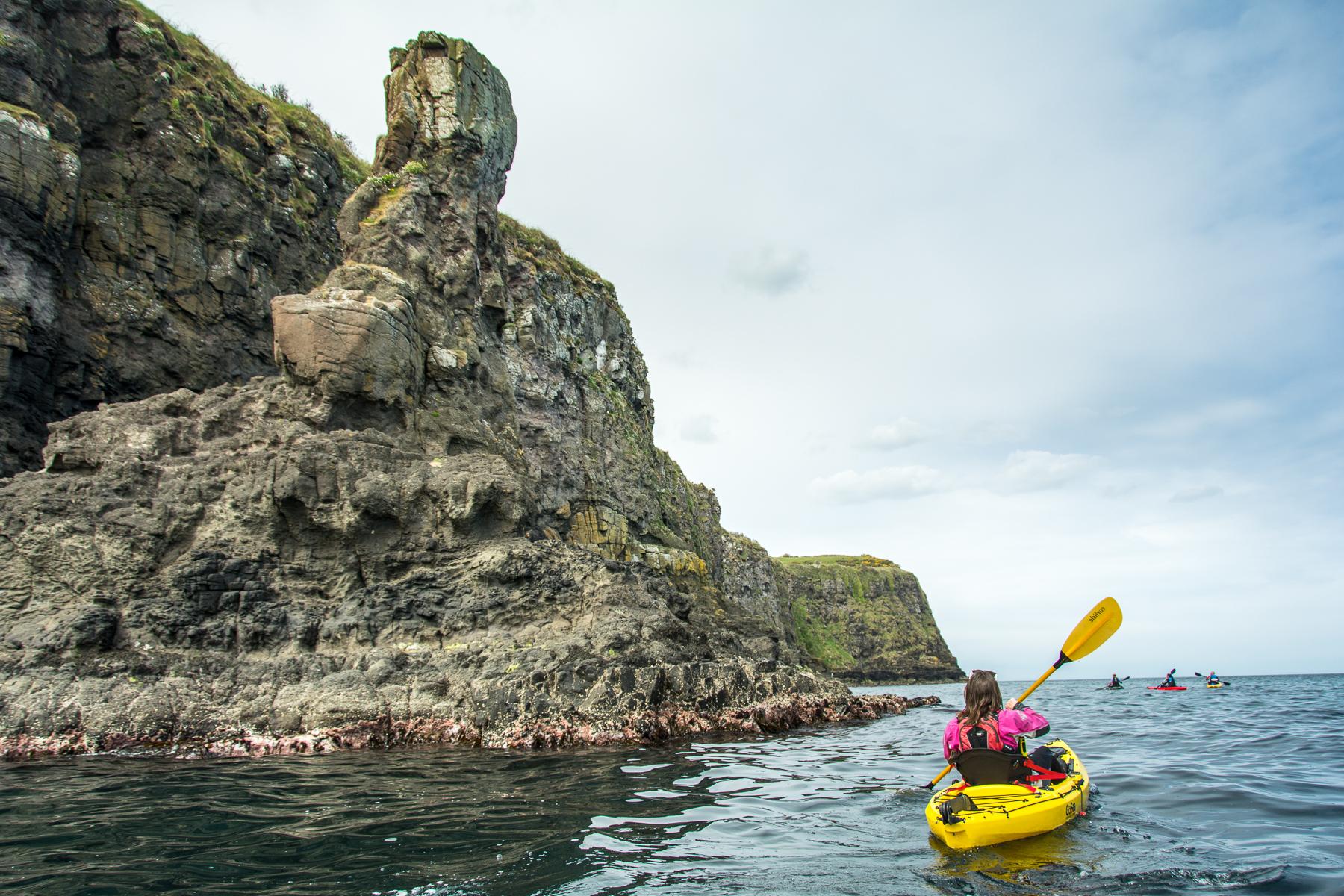 Kayak Tours Northern Ireland by Bout Yeh photographers - photo 7870