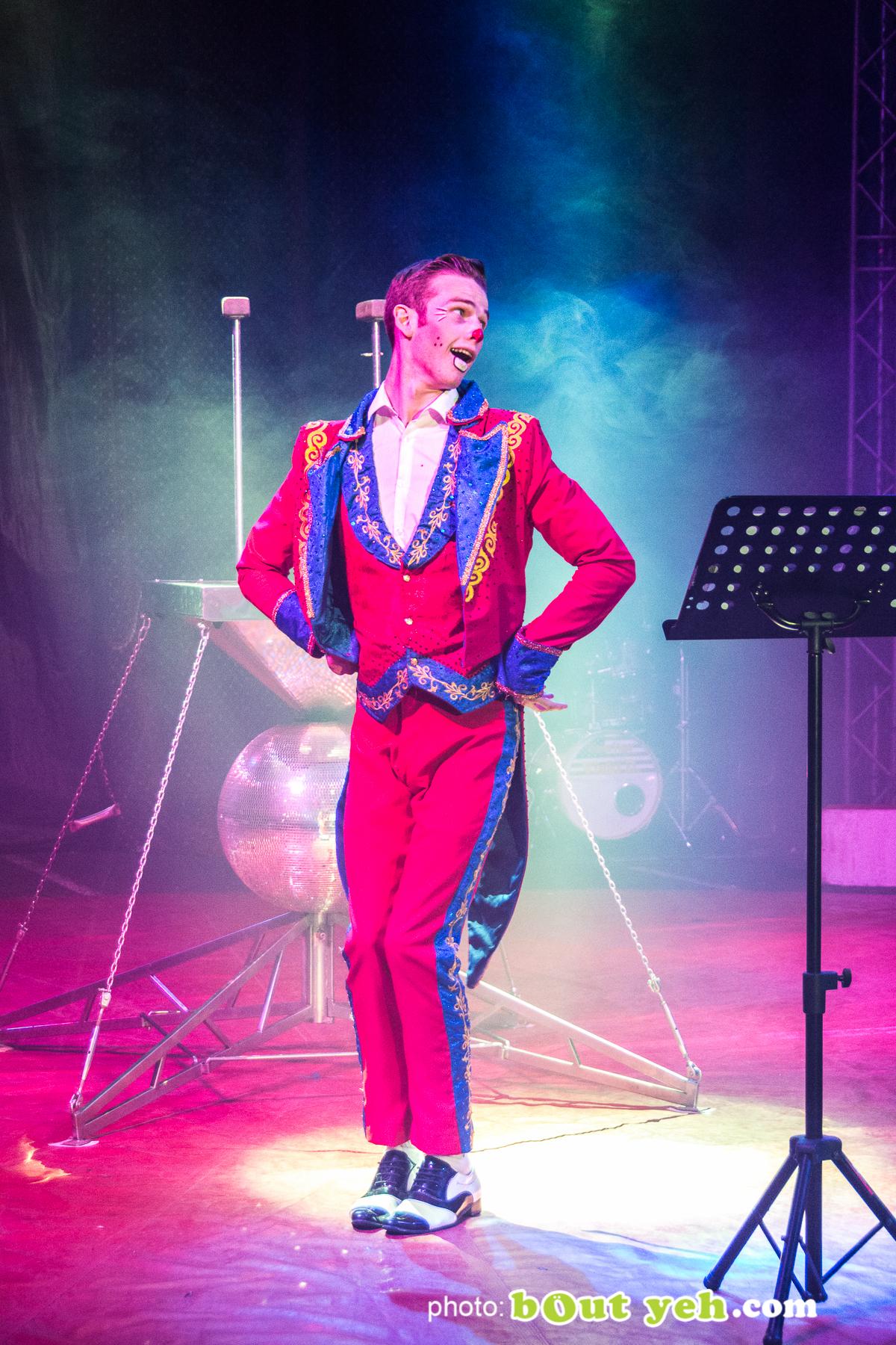 Bout Yeh photographers Belfast photograph 7558 - Circus Vegas