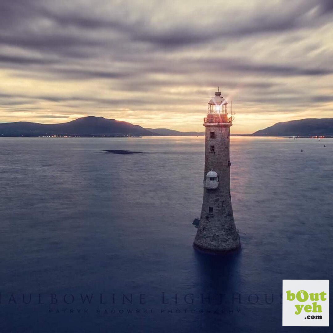 Haulbowline Lighthouse - photo 31-05-2019_06-35-06 shared by Bout Yeh photographers Belfast