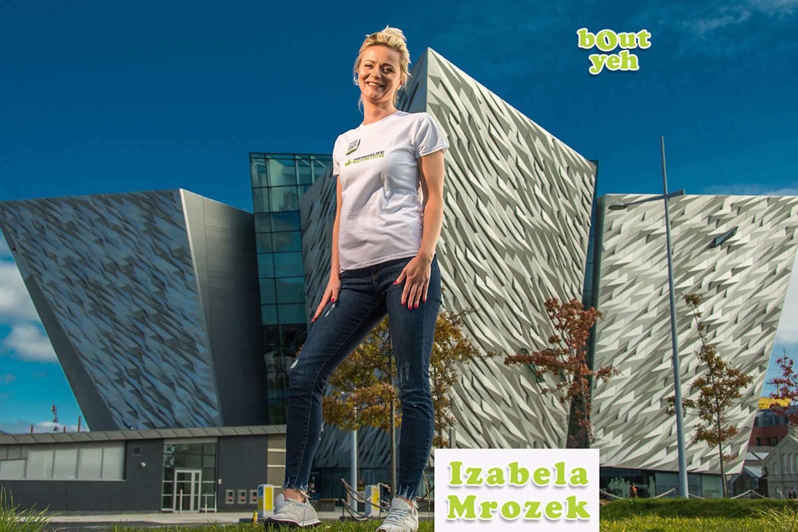Social Media Marketing Consultants Belfast - Herbalife campaign photo 5923. Photo by Bout Yeh used in a Social Media Marketing campaign across Bout Yeh's Social Media platforms for Herbalife agent in Northern Ireland.