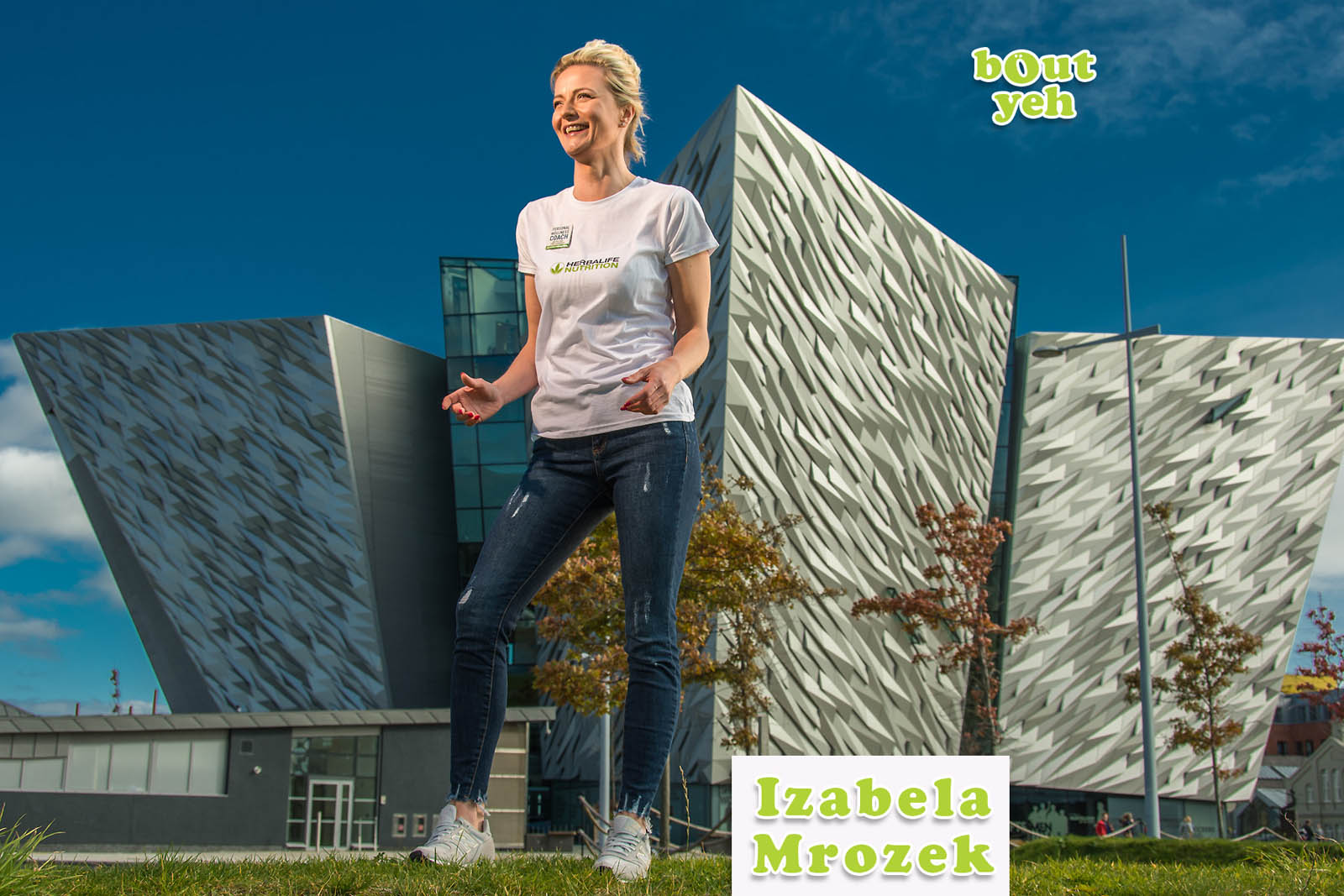 Social Media Marketing Consultants Belfast - Herbalife campaign photo 5926. Photo by Bout Yeh used in a Social Media Marketing campaign across Bout Yeh's Social Media platforms for Herbalife agent in Northern Ireland.