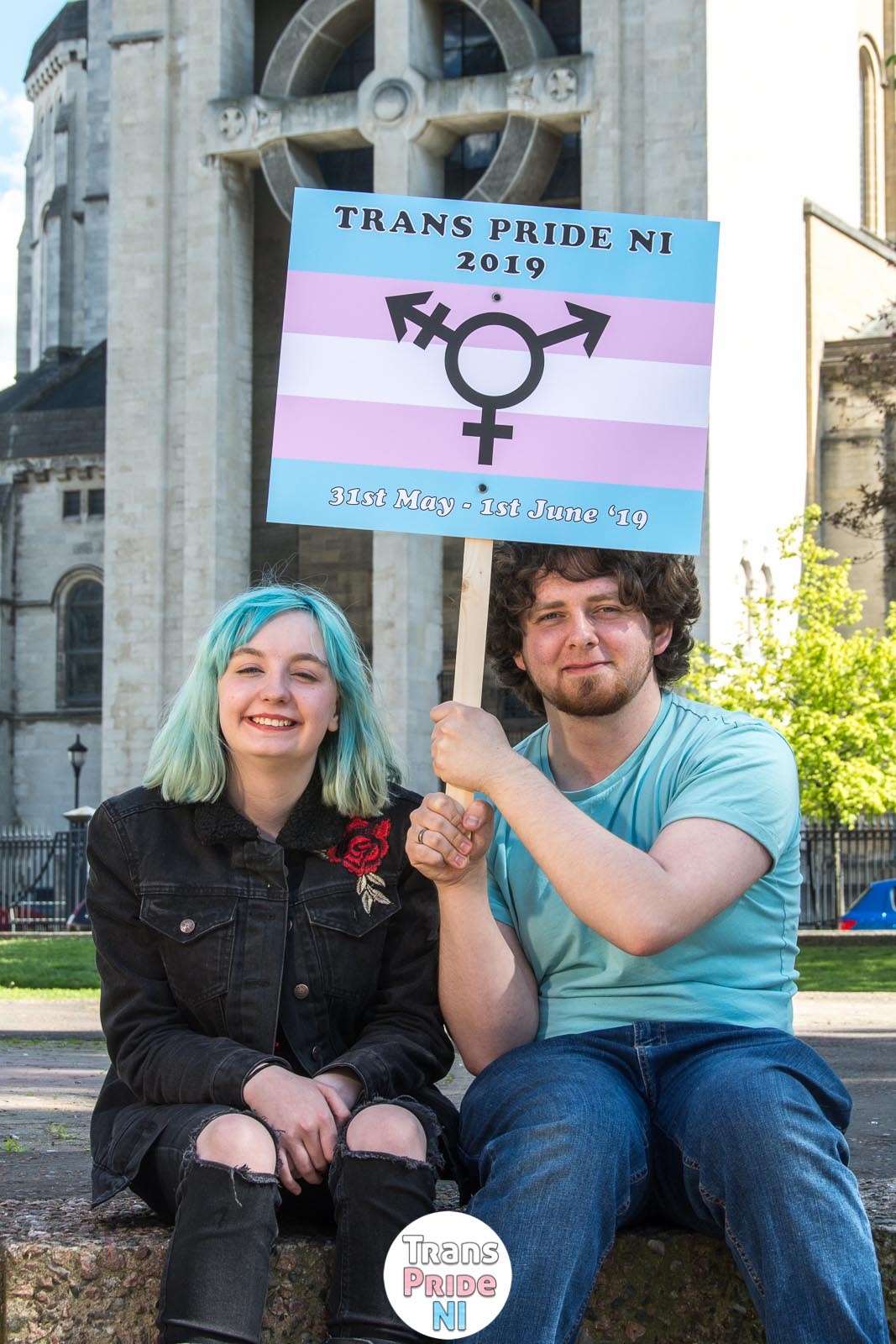 Social Media Marketing Consultants Belfast - Trans Pride NI campaign photo 7685. Photo by Bout Yeh used in a Social Media Marketing campaign across Bout Yeh's Social Media platforms for the Trans Pride NI Festival Northern Ireland