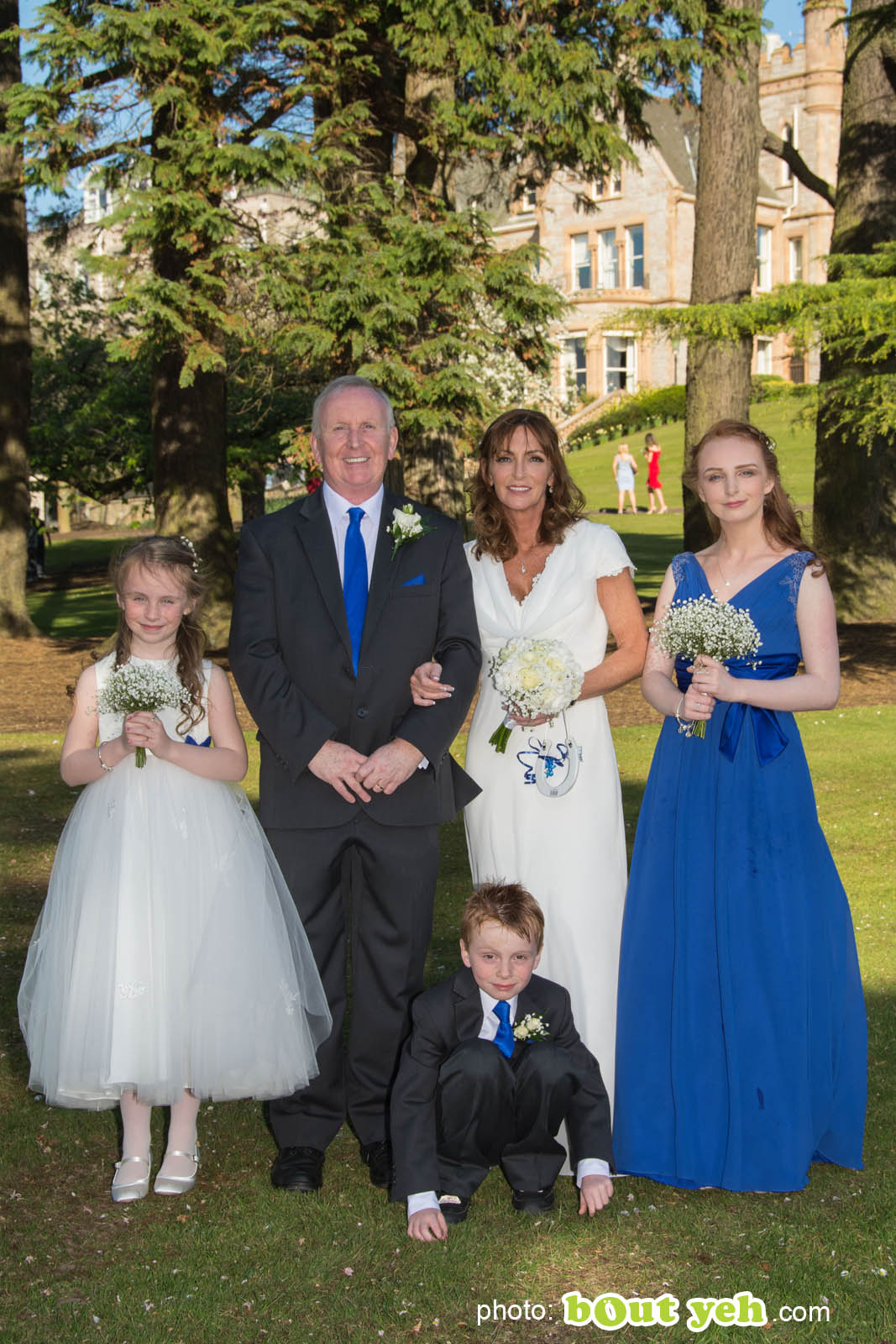 Wedding Photographers Belfast photograph 5819 - Bout Yeh wedding photography and video services, Northern Ireland.