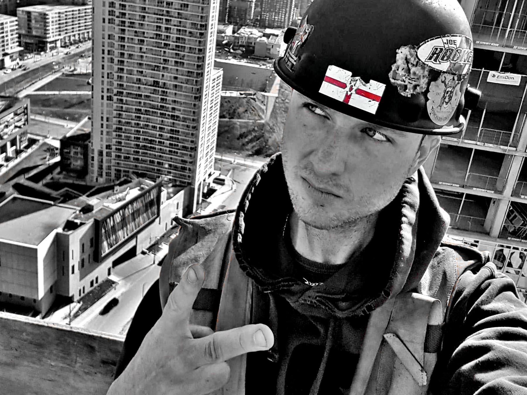 Andrew Belfast McLaughlin pictured in Toronto Canada photo 232732 horizontal crop - Bout Yeh photographers Belfast