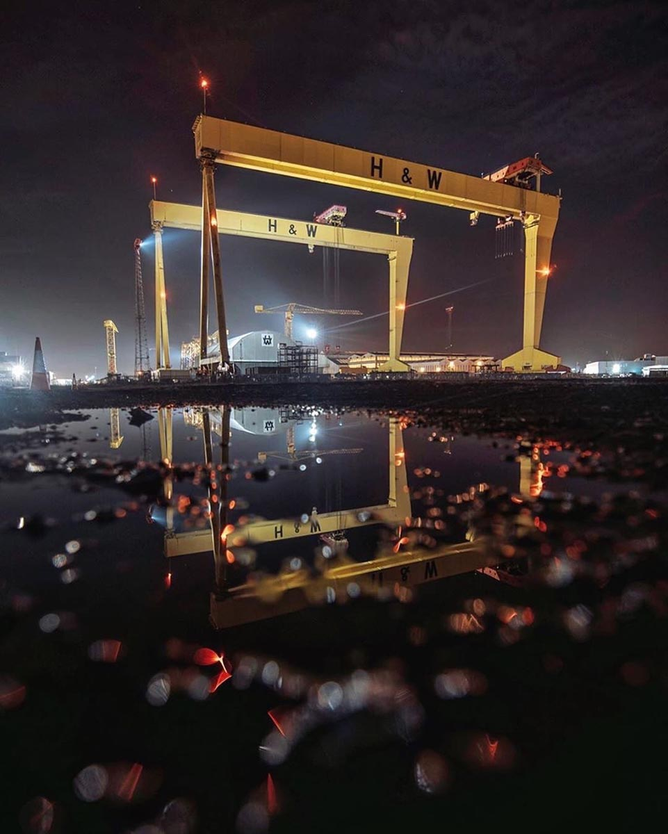 Harland And Wolff photo shared by Bout Yeh Photographers Belfast - IMG_5221
