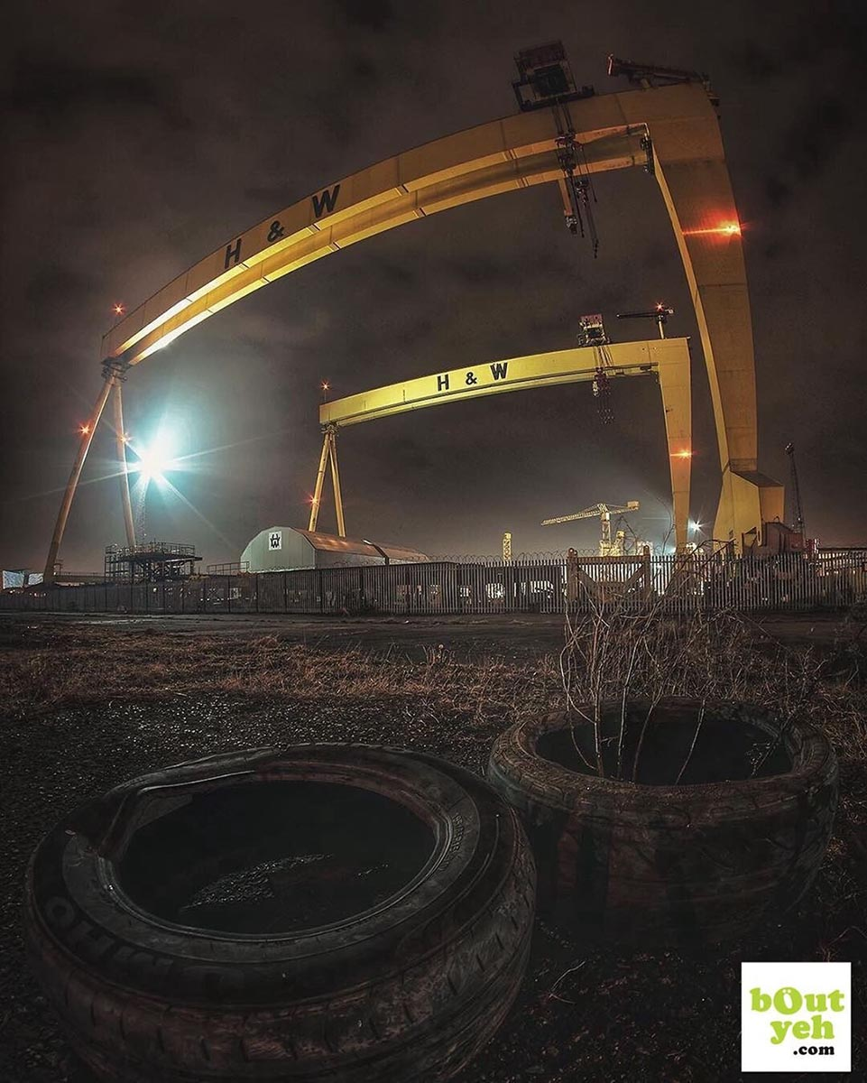 Harland And Wolff photo shared by Bout Yeh Photographers Belfast - IMG_5296