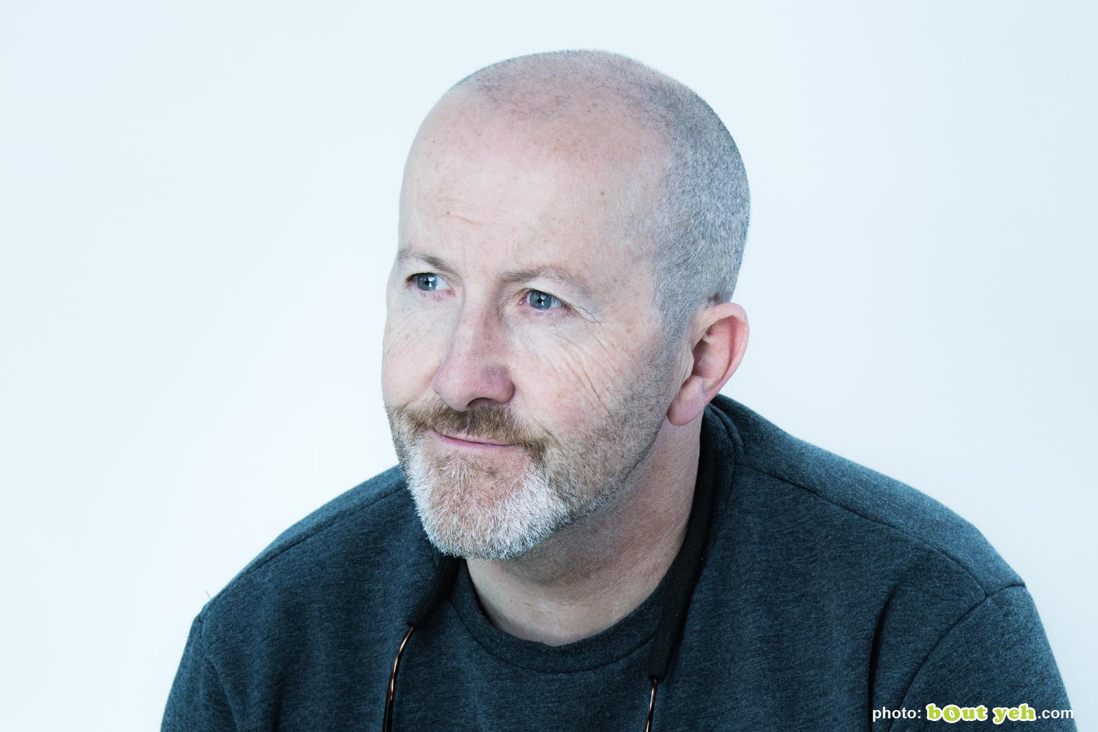 Photographer Stephen S T Bradley photographed by Bout Yeh photographers Belfast - photo 9107.