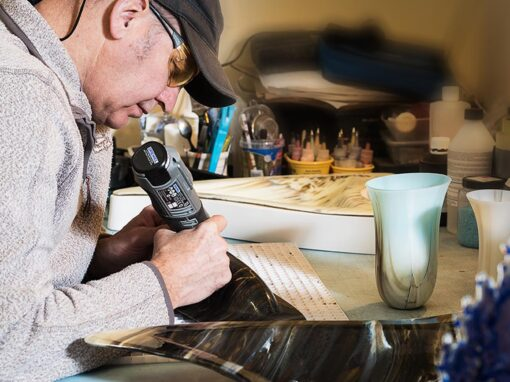 Keith Sheppard – Glassware