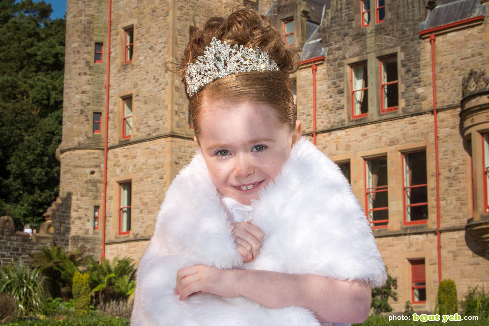 First Communion photography at Belfast Castle by Bout Yeh, Belfast, Northern Ireland - photo 2499
