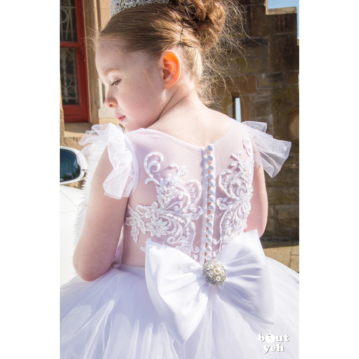 First Communion photography at Belfast Castle by Bout Yeh, Belfast, Northern Ireland - photo 2515