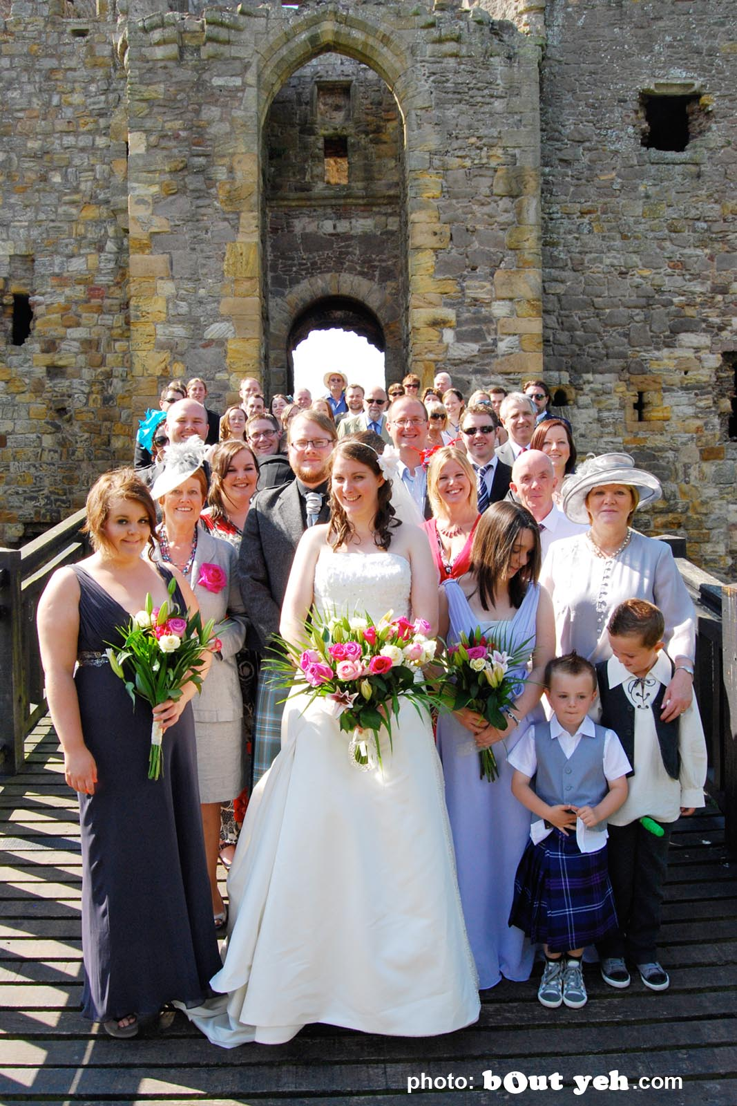 Davy and Niamh's wedding photographed by Bout Yeh wedding photographers and video services Belfast and Northern Ireland. Photo 2123