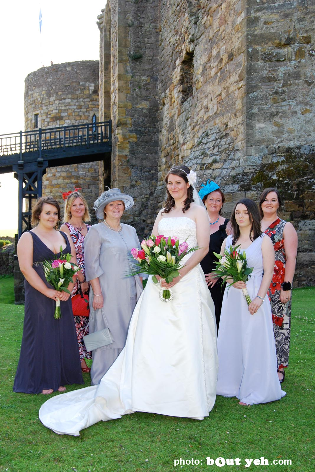 Davy and Niamh's wedding photographed by Bout Yeh wedding photographers and video services Belfast and Northern Ireland. Photo 2138
