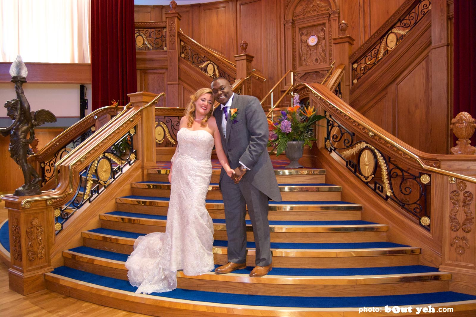 Paul and Emma's wedding photographed by Bout Yeh wedding photographers and video services Belfast and Northern Ireland. Photo 5819