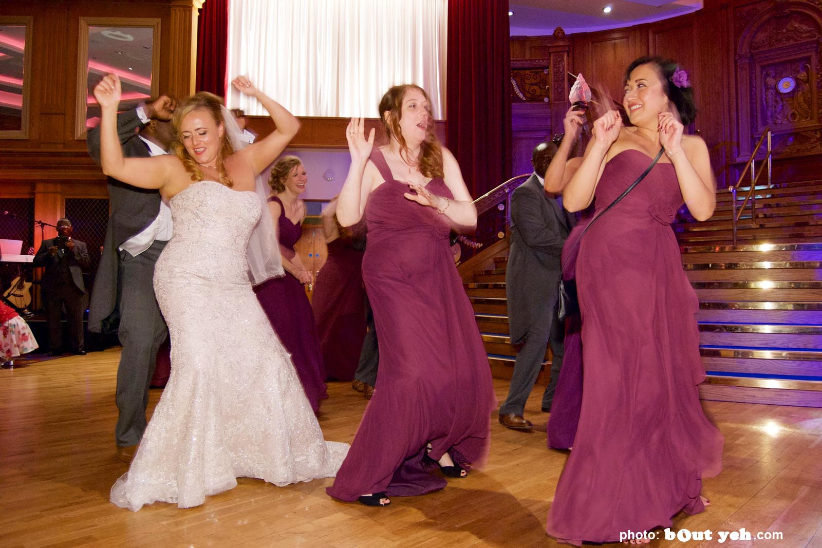 Paul and Emma's wedding photographed by Bout Yeh wedding photographers and video services Belfast and Northern Ireland. Photo 5947